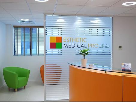 Ouverture de Esthetic Medical Pro !