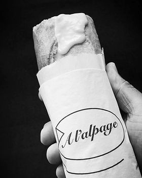 A L'ALPAGE | Hot fondue