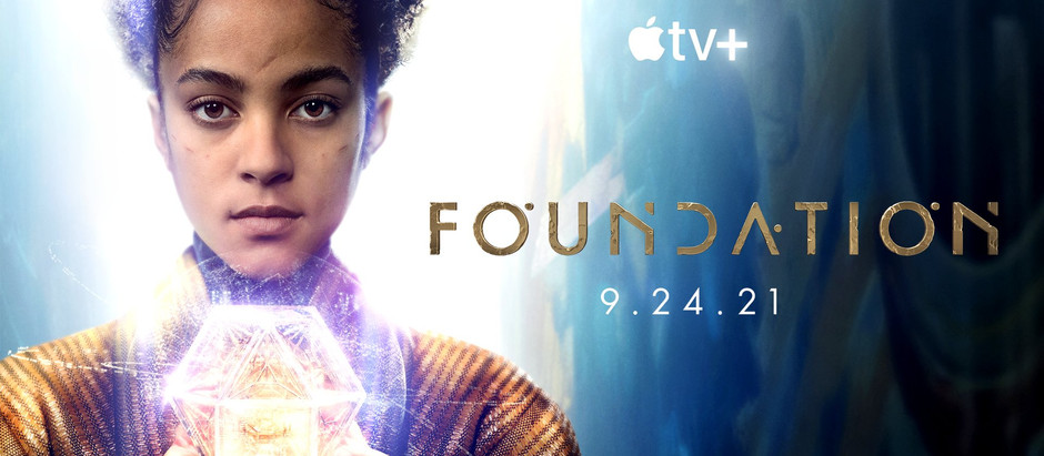 Foundation Official Trailer 2021   New Game of Thrones ?