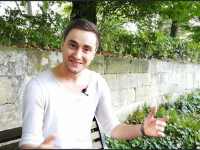 Andreas über Yoga im Hofgarten