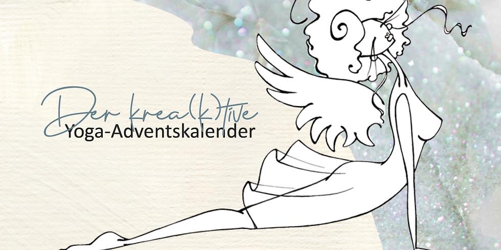 Der krea(k)tive Yoga-Adventskalender