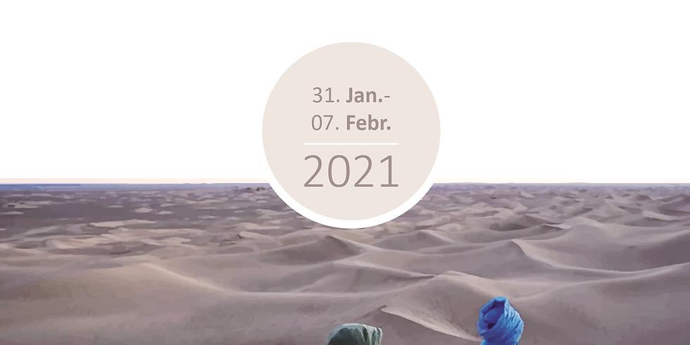 YOGA-REISE in die Wüste Marokkos