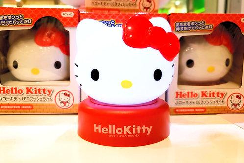Hello Kitty LED Push light