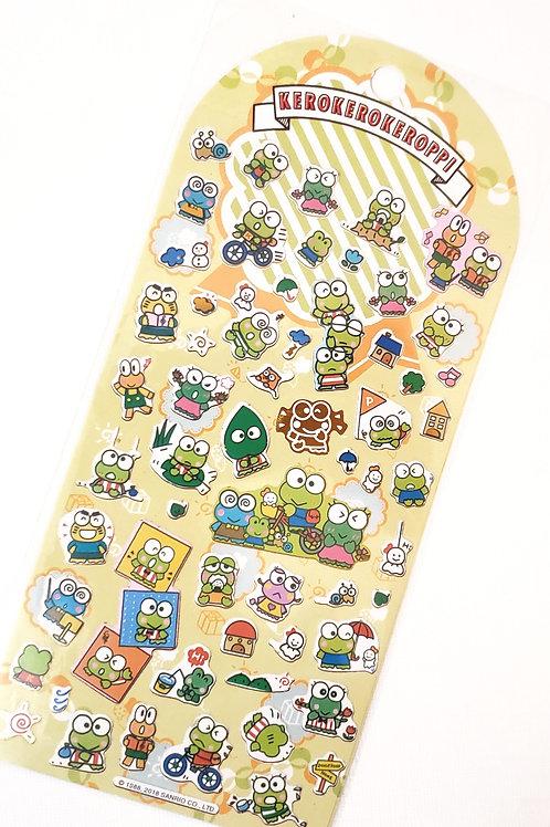 Kerokero Keroppi Sticker