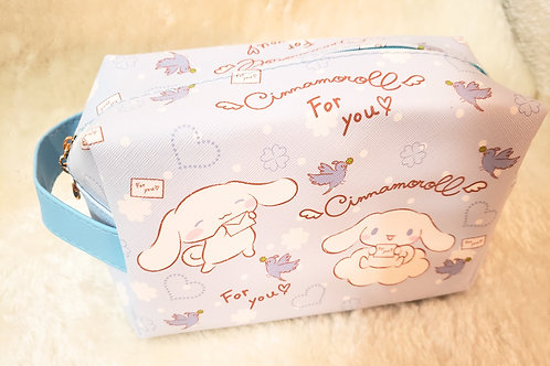 Cinamoroll cosmetic bag