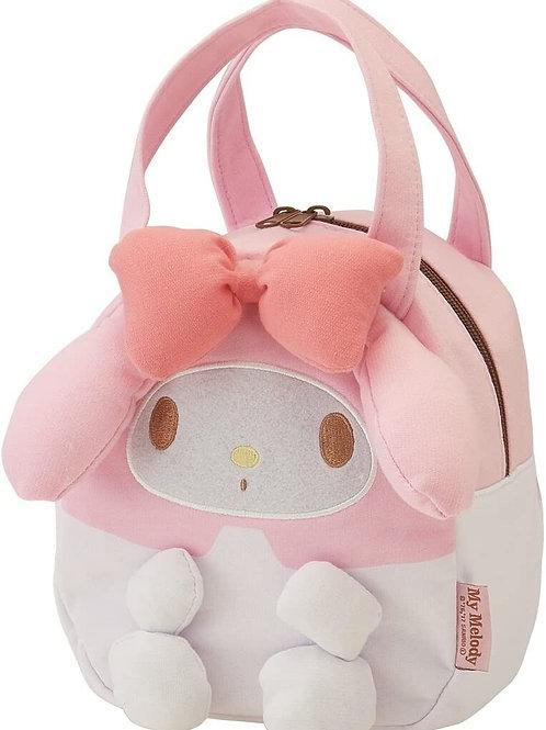 My Melody Die-Cut Lunch Bag