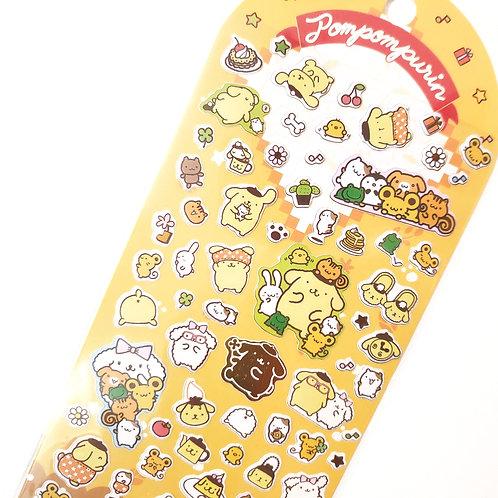 Pompompurin Sticker