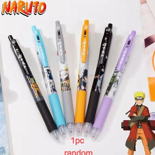 Naruto gel pen