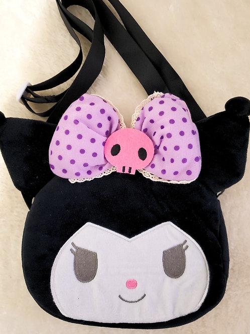 Kuromi bag big size