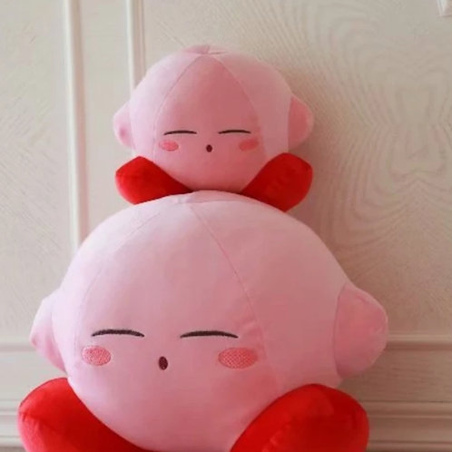 Kirby Plushie