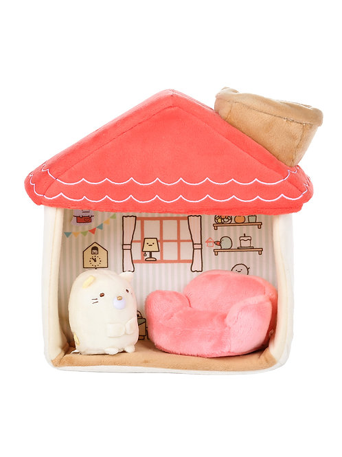Sumikko Gurashi Pink Roof House