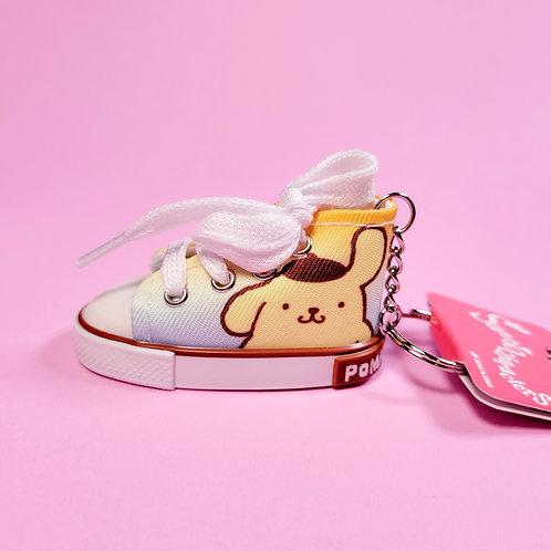 Pompompurin sneaker keyring