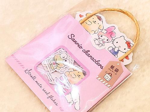 Sanrio Shopping Bag Sticker