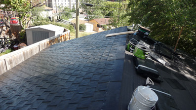 SLATE RUBBER ROOF