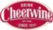 Cheerwine Standard logo Solid Background