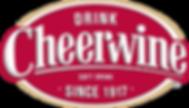 Cheerwine Standard logo Solid Background