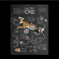 Let's Talk Cats Poster