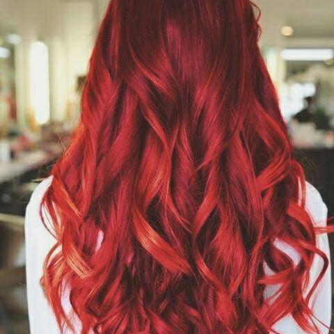 S.O.S cabelo vermelho, altas temperatutras e desbotamento da cor
