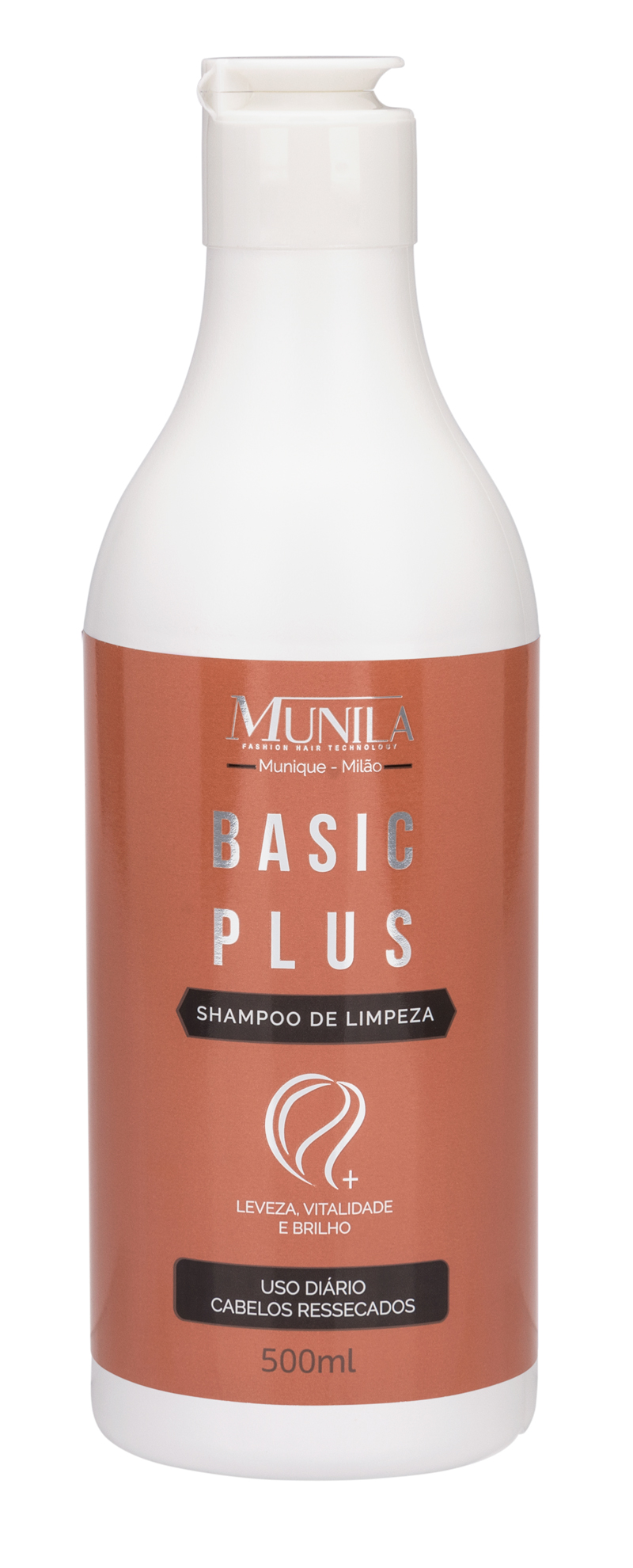 Basic Plus Shampoo 500ml
