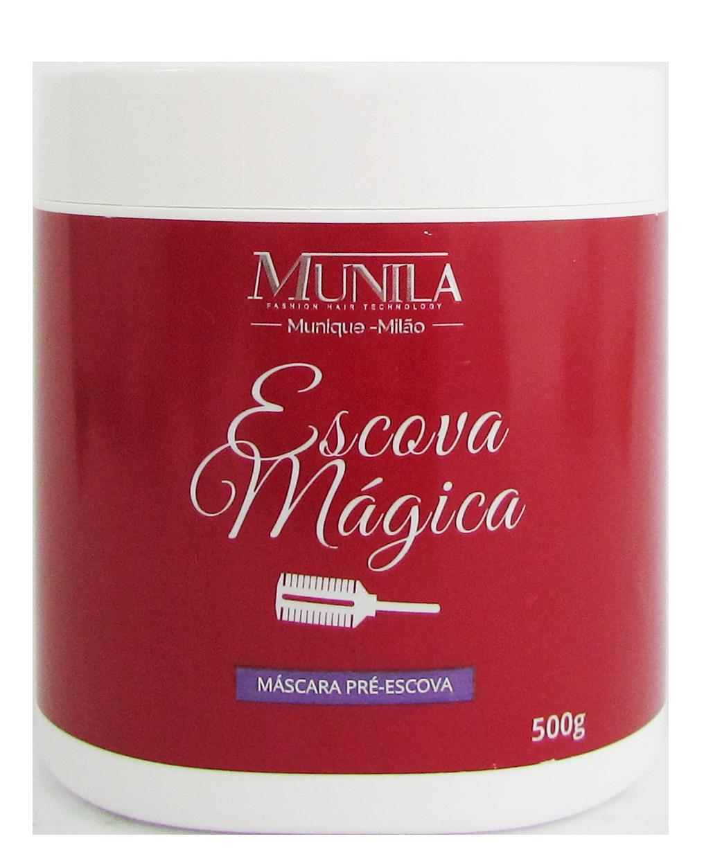 Escova Magica Mascara 500g