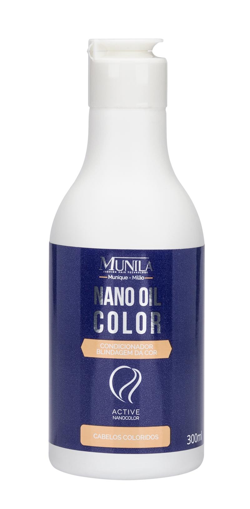 Nano Oil Color Condicionador 300ml