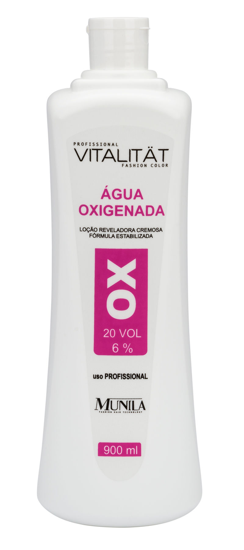 Agua Oxigenada 20vol 900ml