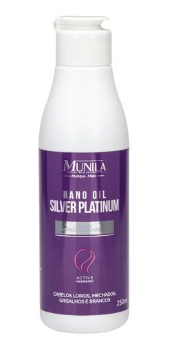 Nano Oil Silver Platinum