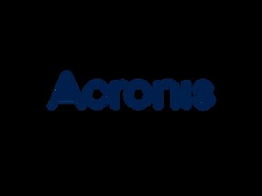 Logo de Acronis (Backup y recuperación)
