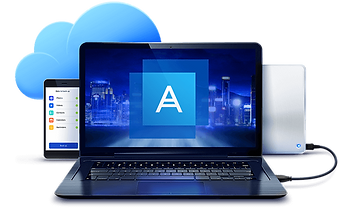Acronis en múltiples dispositivos.