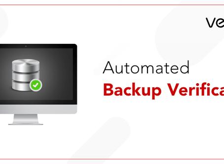 ¿Cómo verificar tus copias de seguridad?