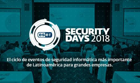 Eset Security Day en Barranquilla