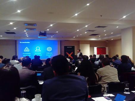 Sophos presenta en Colombia deep learning. Seguridad endpoint de nueva generación integrada en Inter