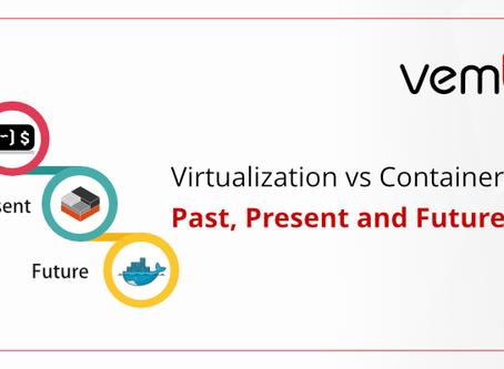 Virtualización vs contenedor: pasado, presente y futuro
