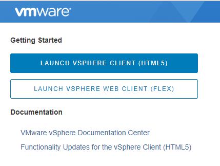 VMware vSphere 6.7 - Nuevas características y mejoras