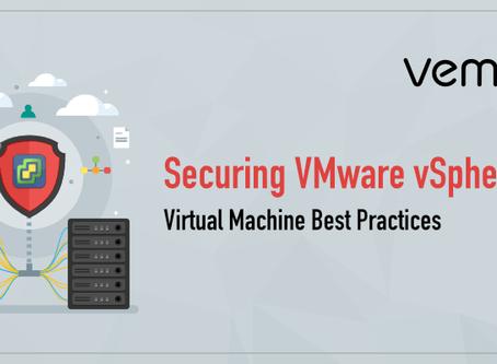 Asegurando VMware vSphere 6.7. Mejores practicas
