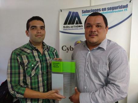 Lia Solutions SaS Nombrado partner Silver de Microrosft