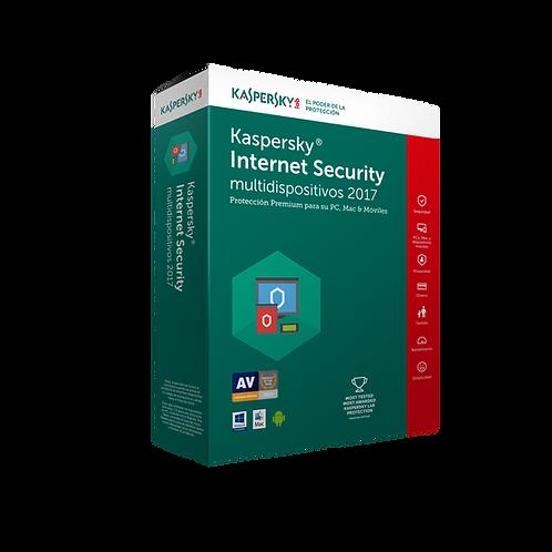 Servicio de Instalación Consola Antivirus Kaspersky