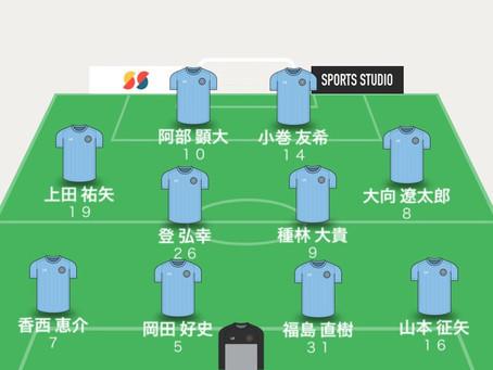 第43回 四国サッカーリーグ 第1節