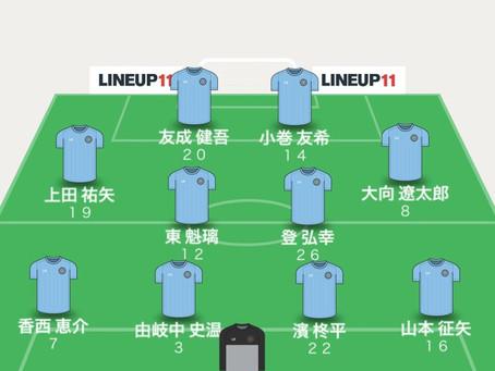 第43回四国サッカーリーグ第4節