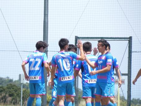 4月14日 第43回四国サッカーリーグ第2節
