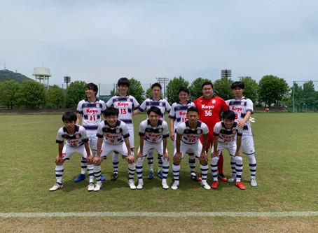 第44回四国サッカーリーグ 第1節