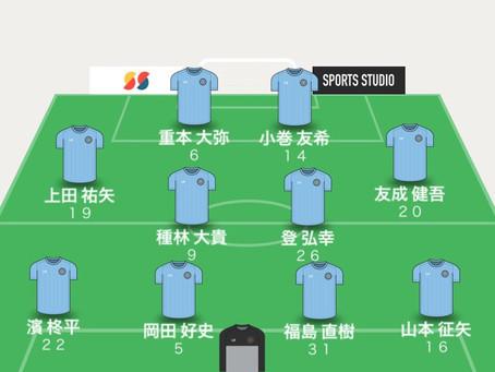 第43回四国サッカーリーグ第5節