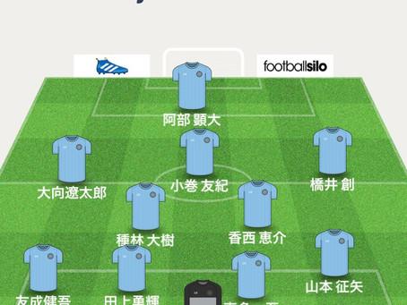 四国リーグ第4節VSKUFC