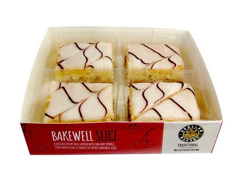 Bakewell slice x 4
