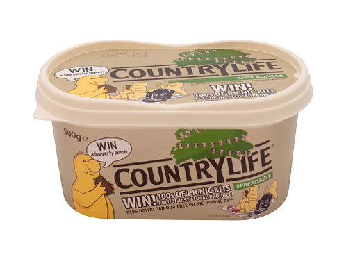 Countrylife Spreadable 500g