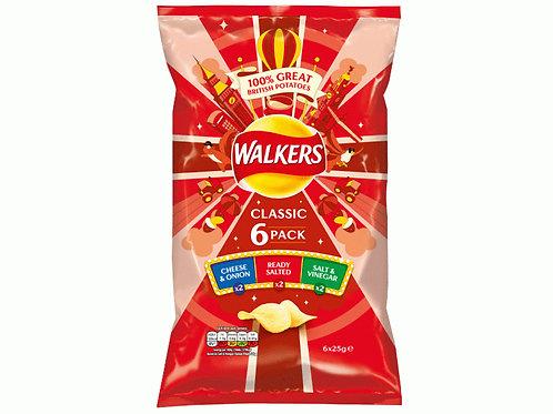 Walker's Classic 6 pack