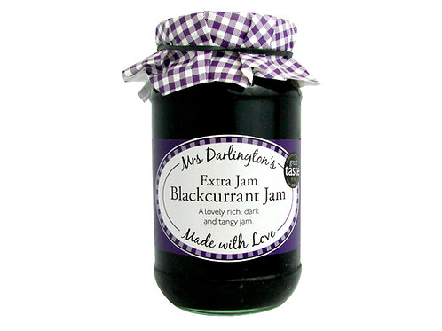 Mrs Darlington's Extra Blackcurrant Jam