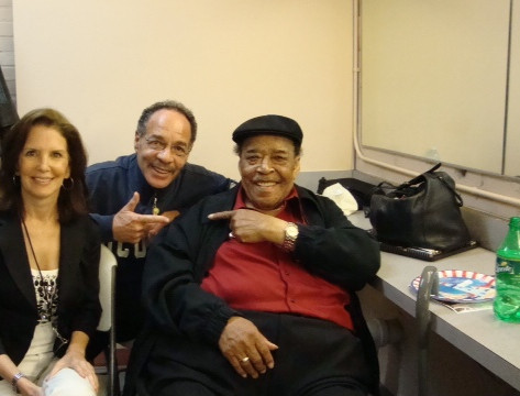 James Cotton and Linda