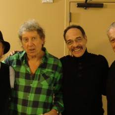 With Roy Rodgers, Elvin Bishop and Charlie Musselwhite