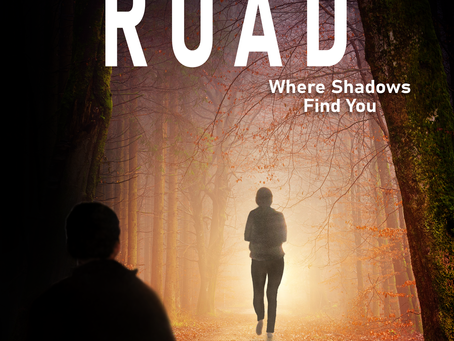 Shadow Road Cover Reveal and Contest